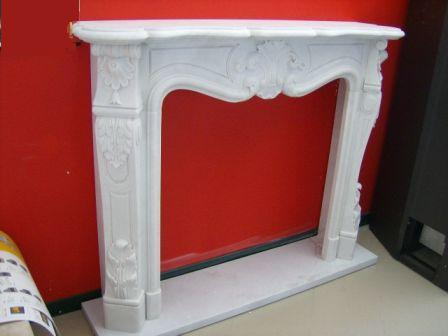 Camino In Marmo Bianco : Caminetto antico in marmo white marble fireplace cheminée ancienne