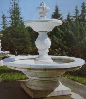 Fontana da giardino mod 86 f86 fratelli vagnoni store per arredare con - Fontane in marmo da giardino ...