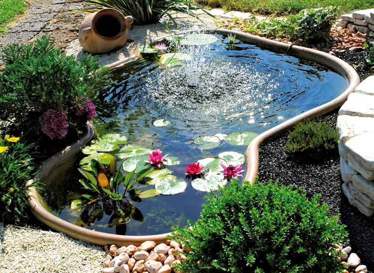 Laghetti perle d 39 acqua fratelli vagnoni store per for Laghetti artificiali per giardino