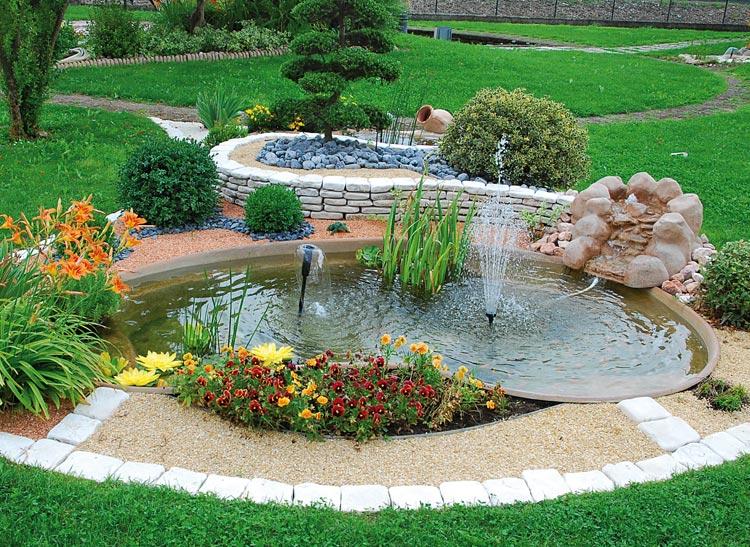 Laghetti perle d 39 acqua fratelli vagnoni store per for Laghetto i giardini