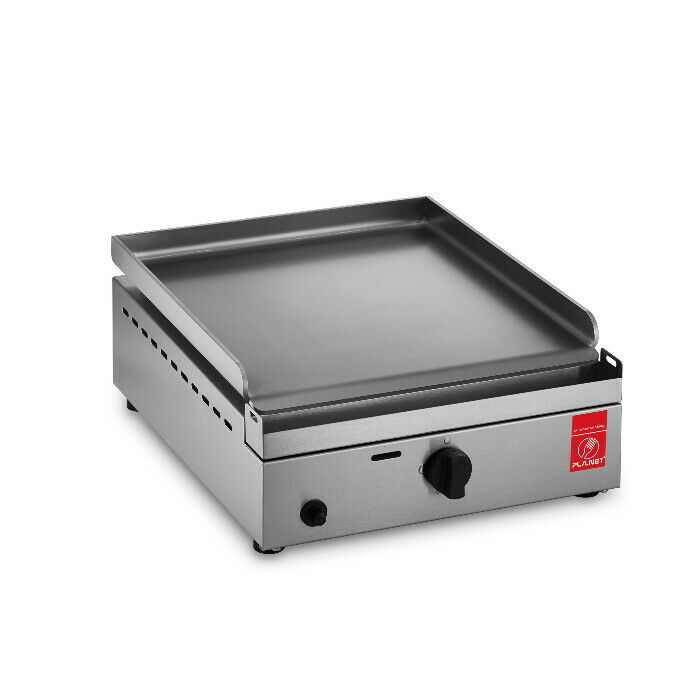"BARBECUE PIASTRA A GAS PLANET SERIE ""ALFA 40A"" IN ACCIAIO INOX"