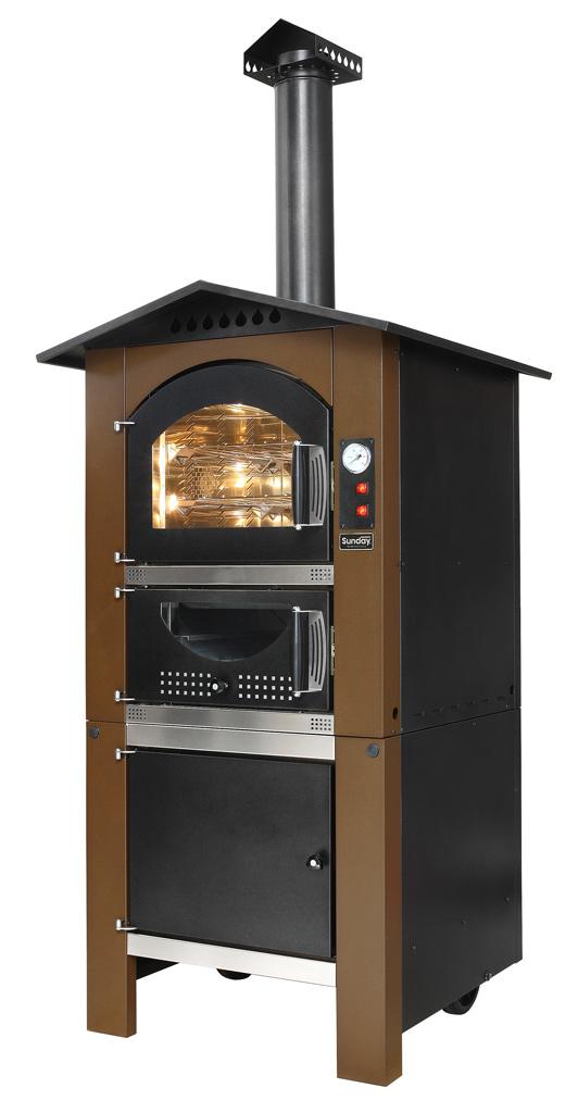 Forno da giardino forno da esterno sogno immagine spaziale for Forno a legna portatile prezzi