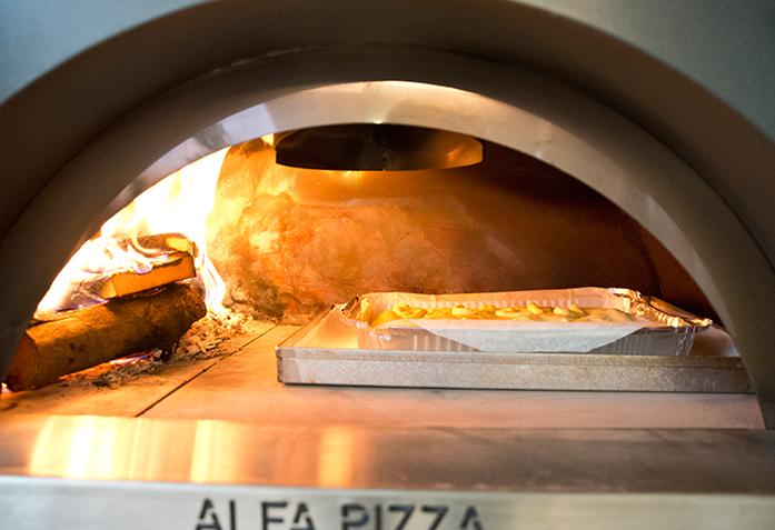 Forno a legna ciao alfa pizza fornociao fratelli - Temperatura forno a legna pizza ...
