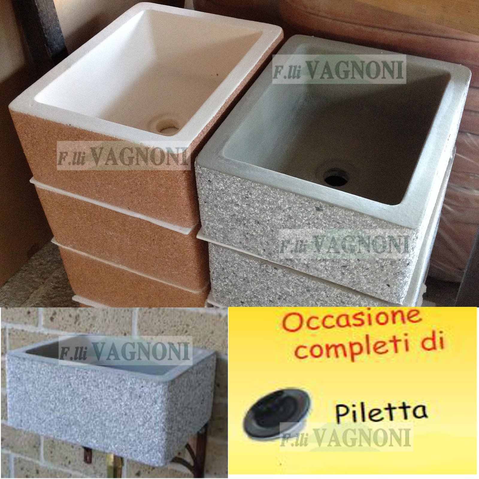 Cemento : Fratelli Vagnoni Store!, Per Arredare.... Con Stile.