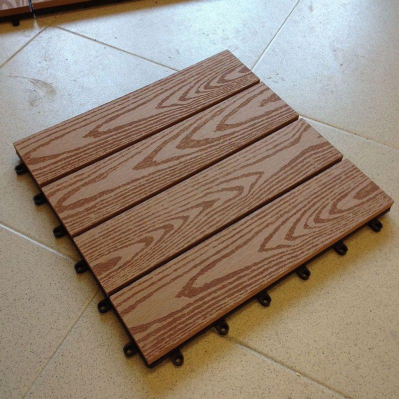 Pavimenti per esterni in plastica free pavimenti in piastrelle ad incastro di plastica roller - Piastrelle ad incastro ...