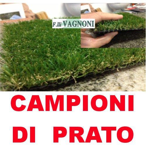 Campioni di prato erba sintetica campioniprato 10 00 for Prato sintetico