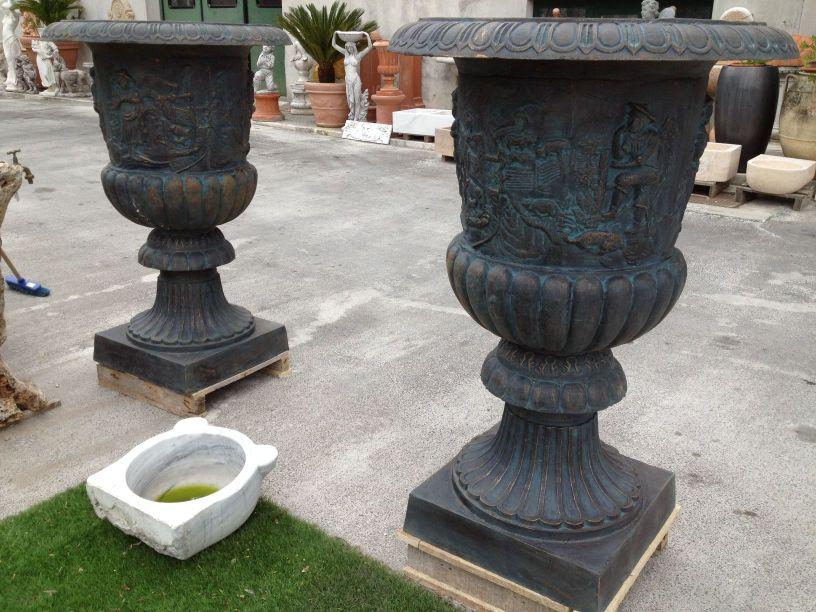 Ghisa fratelli vagnoni store per arredare con stile for Anfora giardino