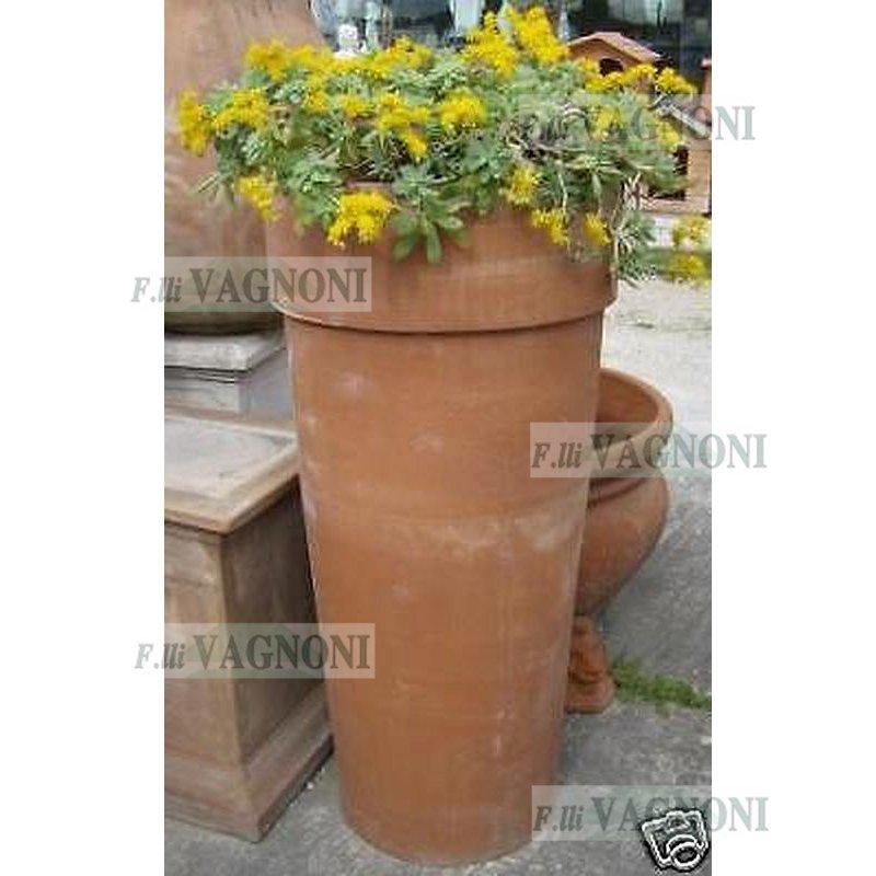 Vasi moderni great n coppia di vasi moderni in ceramica for Vasi moderni da terra
